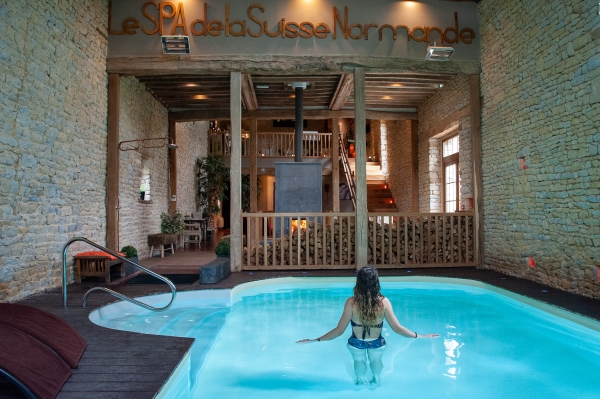Week-end spa en Normandie, Villeray