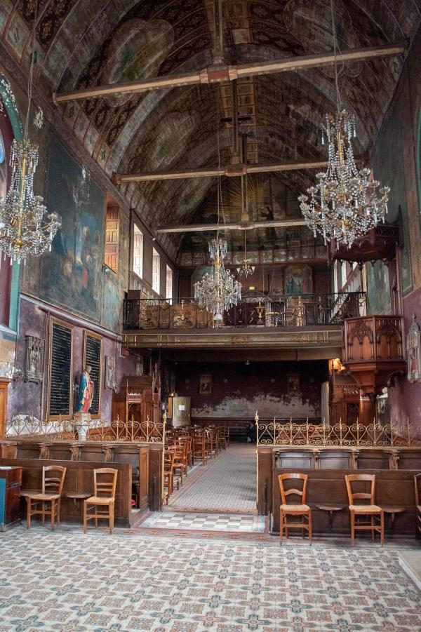 Chapelle Saint-Francois, Mortagne au Perche