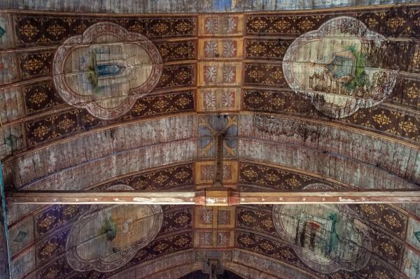 Détail de la Chapelle Saint-Francois, Mortagne au Perche