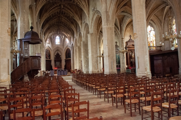Eglise Notre-Dame, Mortagne au Perche