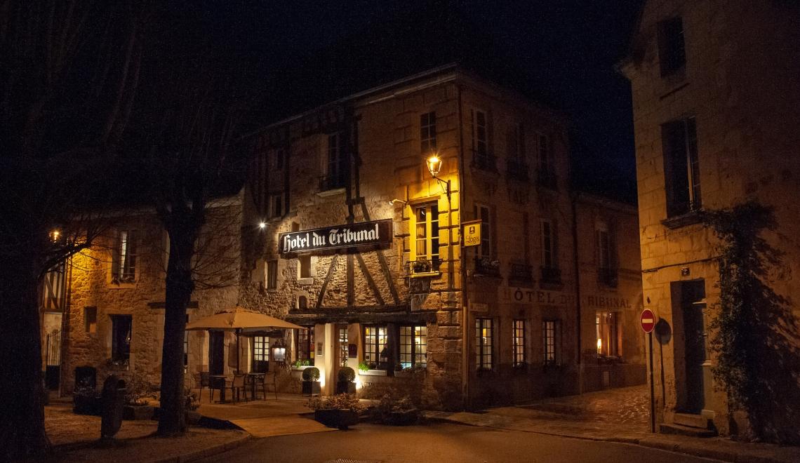 Hotel du Tribunal, Mortagne au Perche