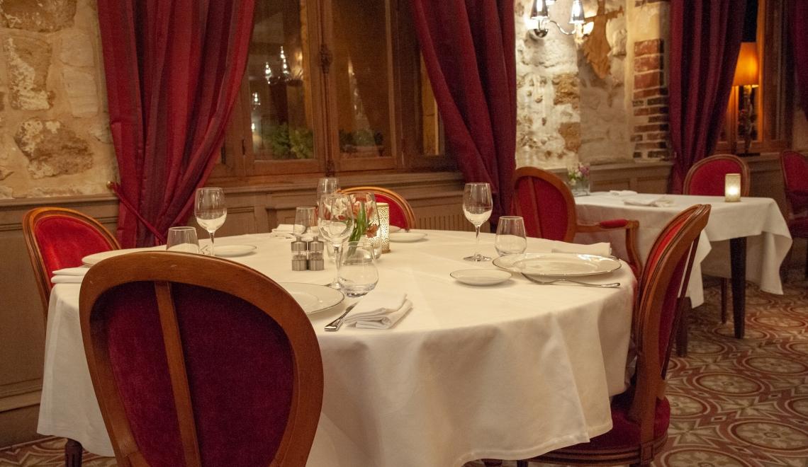 Restaurant le Tribunal, Mortagne au Perche