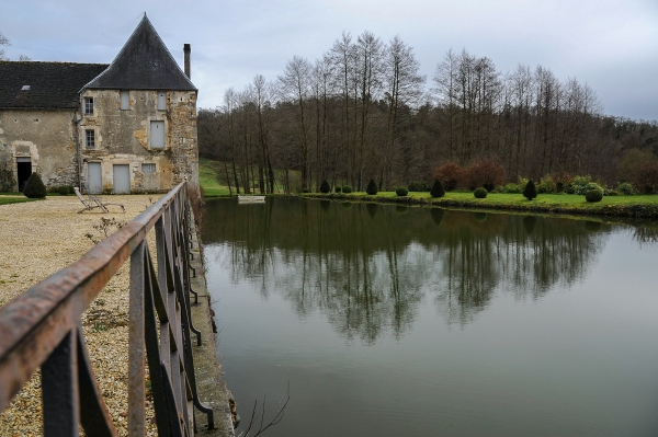 Chateau Ganne, Suisse Normande