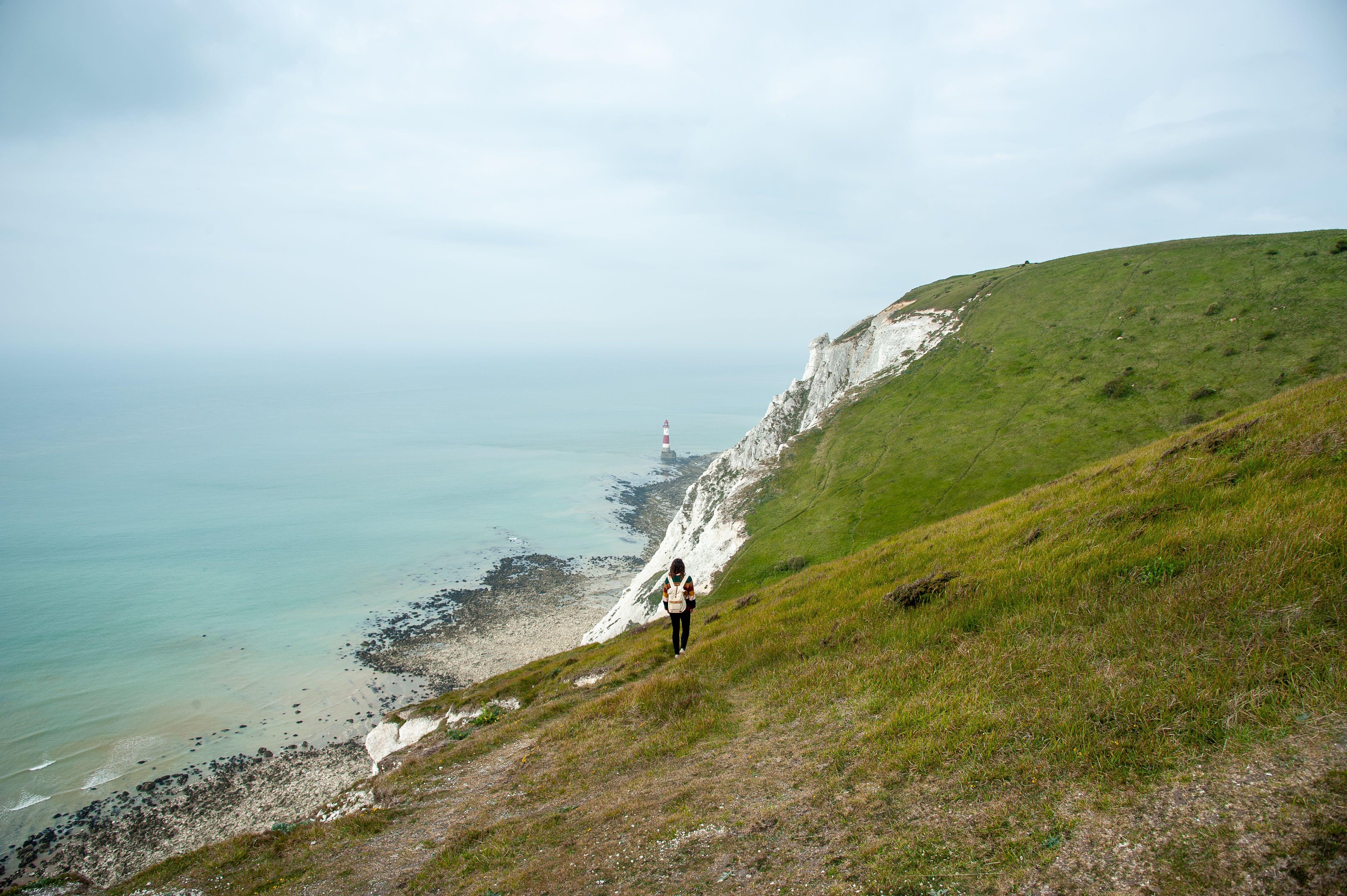 Visiter le phare de Beachy Head, Eastbourne, Angleterre