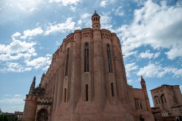Cathedrale Sainte-Cecile, Albi