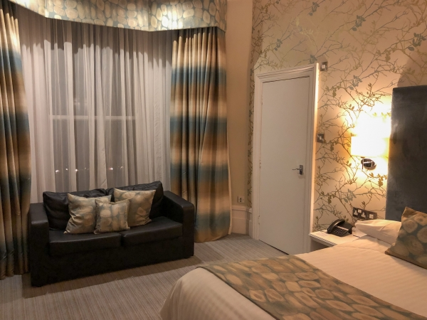 Dormir au York House Hotel, Eastbourne, Angleterre