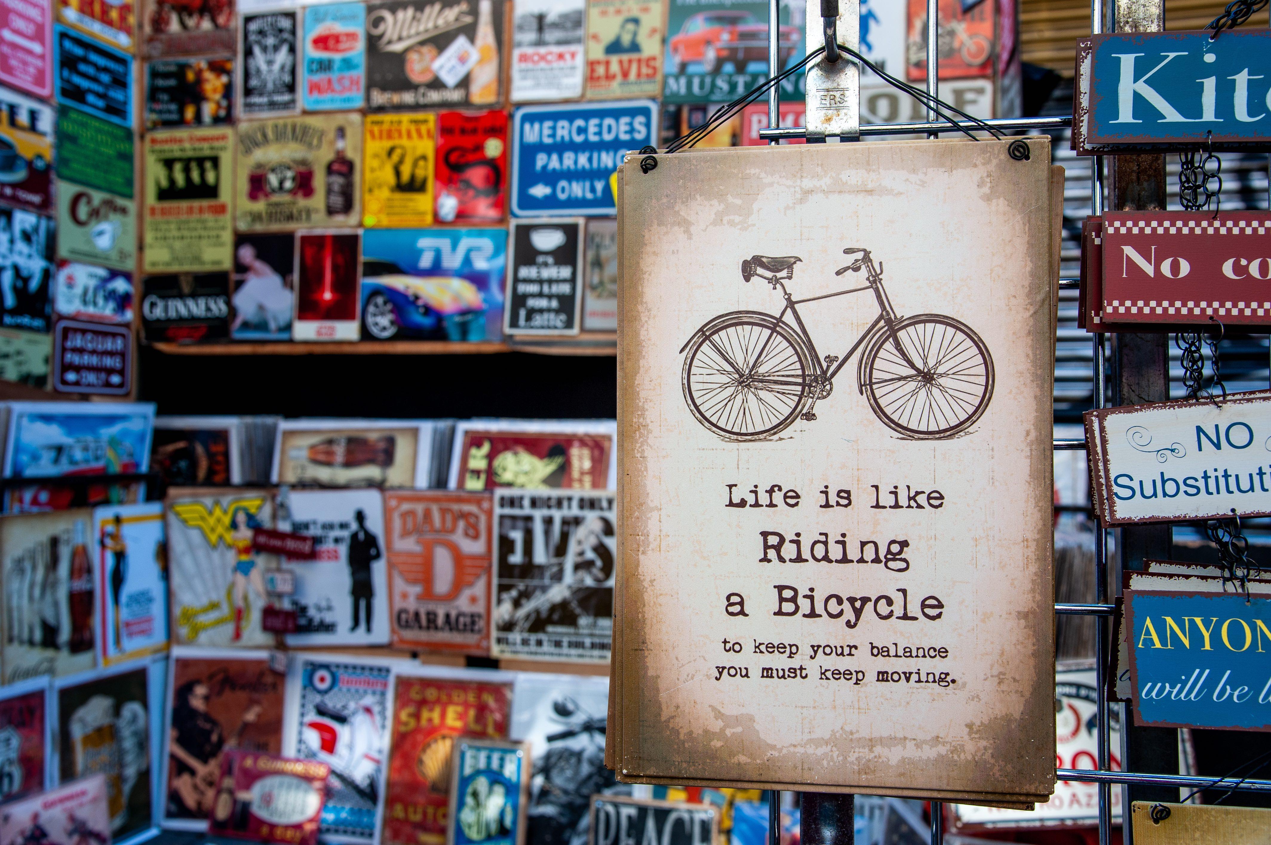 Paris - Londres à vélo par l'Avenue verte