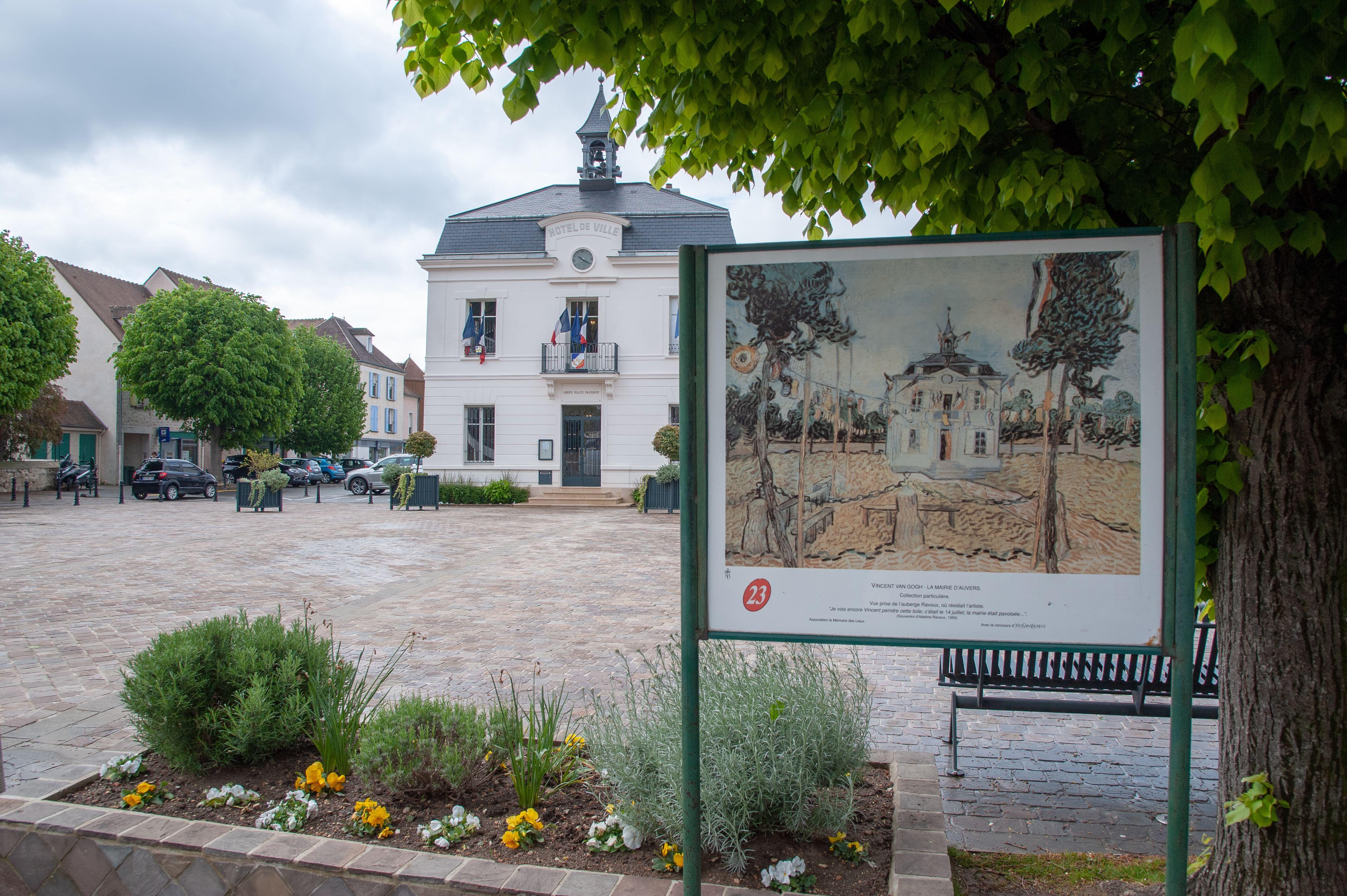 Sur les traces de Van Gogh, Auvers-sur-Oise