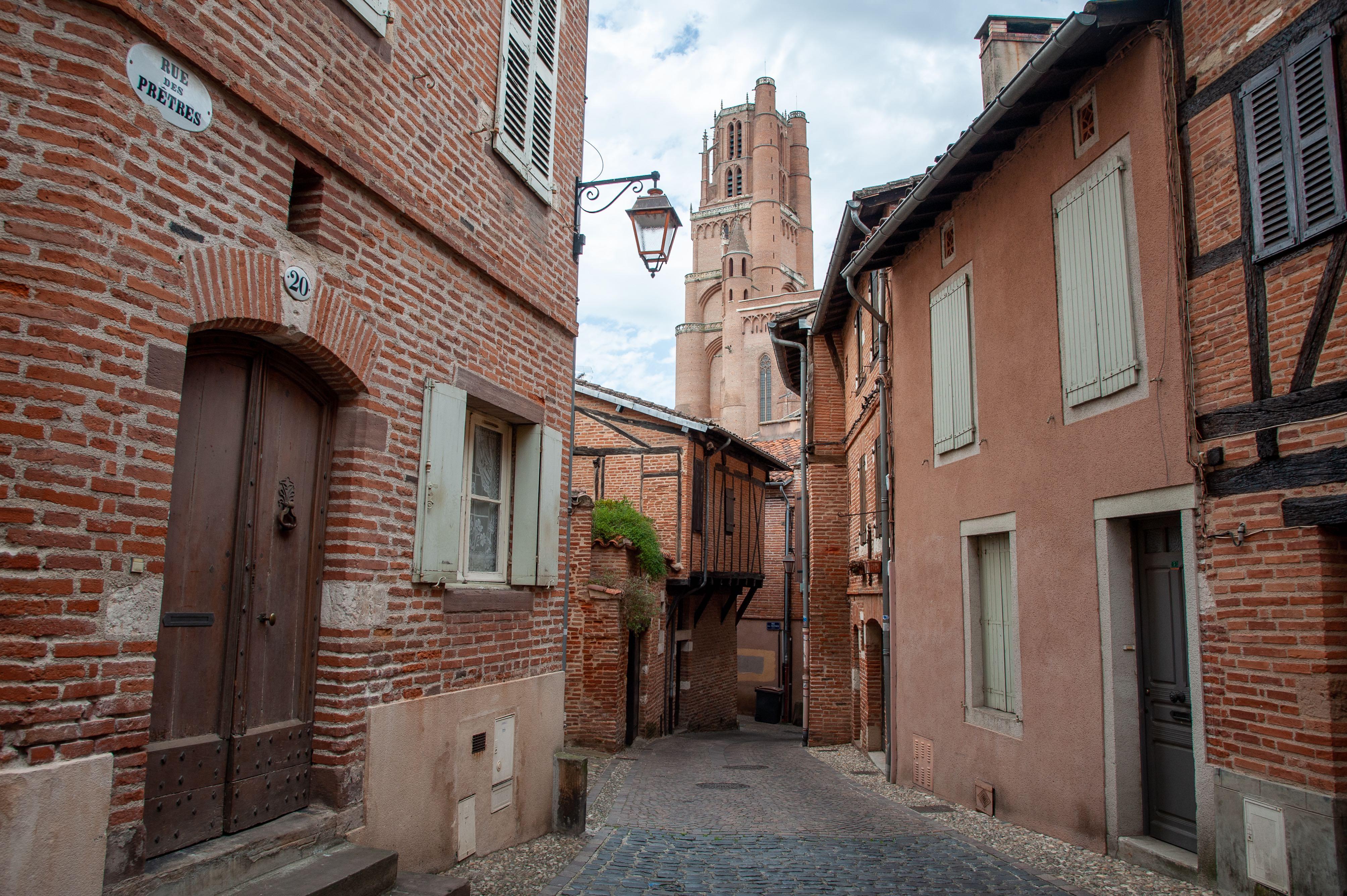 Visiter la cité épiscopale d'Albi, Tarn