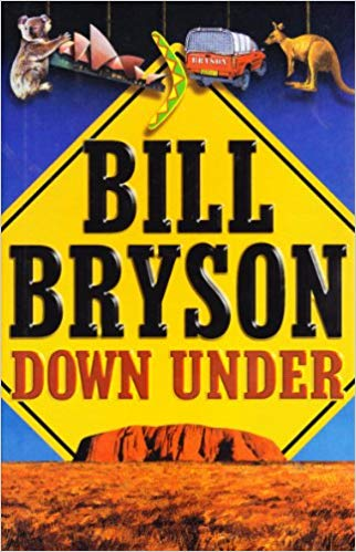 Down under, Bill Bryson